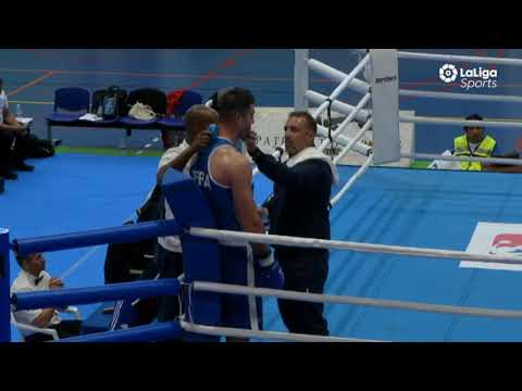 +91kg Drissi Ayoub (ESP) Vs Mourad Aliev (FRA) Boxam International Tournament  Final 2019