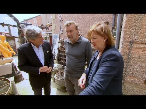 Celebrity Antiques Road Trip S06E08   Nigel Havers and Micha
