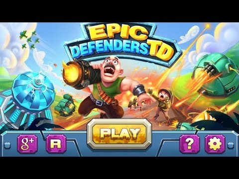 Tower Defense - Epic Defenders GamePlay Trailer