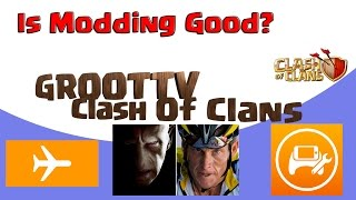 🔴 Clash Modding And Reality 🔴 What Modding Actually Does In Clash Of Clans