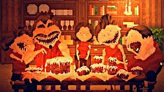 ¿CENARÍAS con ESTA FAMILIA? - Butcher Valley (Horror Game) | iTownGamePlay