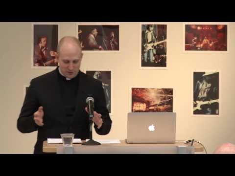 Vignelli Center Design Conversations Lecture: Pastor Jared Stahler