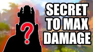 MY SECRET FOR THE BEST GUN IN APEX LEGENDS! HOW TO MAXIMIZE DAMAGE!