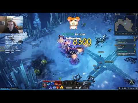 Lost Ark CBT#2 Day 5.  [EN/RU/KR] Twitch chat inside. Arcana. (Part 1)
