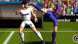 Video Football Fight - Messi vs Ronaldo. Soccer Fight - Video Game. Messi Wins! Barcelona vs Real Madrid download MP3, 3GP, MP4, WEBM, AVI, FLV Desember 2017