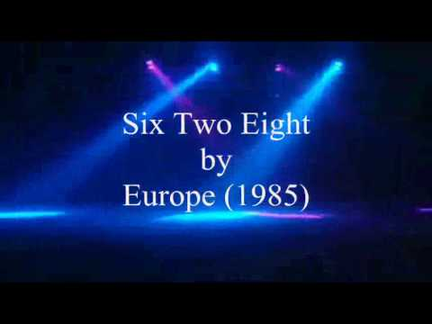 Europe  Six Two Eight 1985