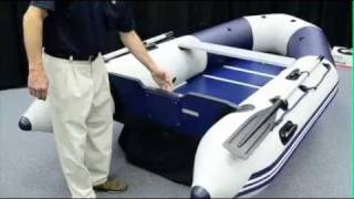 Zodiac Boats of North America - Bombard Typhoon 310 Solid Instructional Video