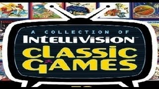 Classic PS1 Game A Collection of Classic Games from the Intellivision on PS3 in HD 720p