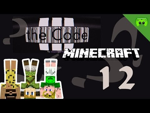 MINECRAFT Adventure Map # 12 - The Code Version 3 «» Let's Play Minecraft Together | HD