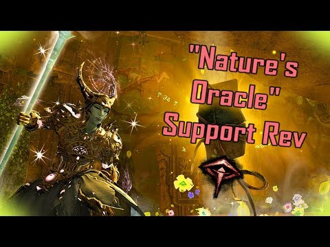 "Guild Wars 2  - ""Nature's Oracle"" Support Rev Build l Gameplay & Discussion l thumbnail"