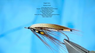 Tying the Heggeli Spey Fly with Davie McPhail