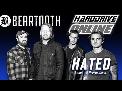 BEARTOOTH performs HATED acoustic