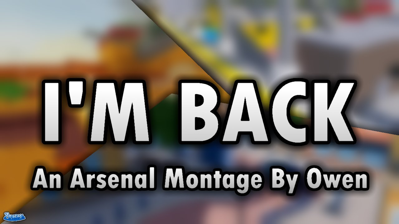 Download I'm Back.   Arsenal Montage (Righteous)  #ValidOnTop