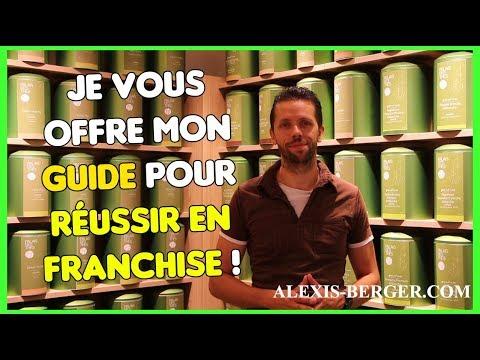 Guide Livre Ebook GRATUIT Pour Réussir En Franchise