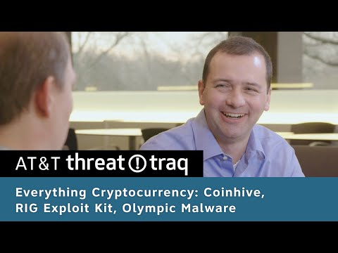 Everything Cryptocurrency: Coinhive, RIG Exploit Kit, Olympic Malware