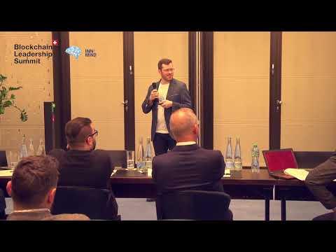 Photochain award winning pitch at the Blockchain Leadership Summit