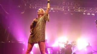 Garbage: Androgyny LIVE in Charlotte 2016-07-23