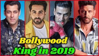 10 Most Successful Bollywood Actors in 2019