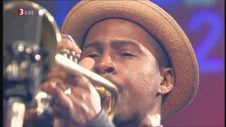 "Roy Hargrove solo with Nils Landgren Funk Unit ""Summer Night City"""