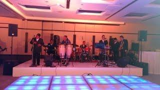 LaPandillaDePepe, agrupación musical. Evento Torre Mayor, piso 51