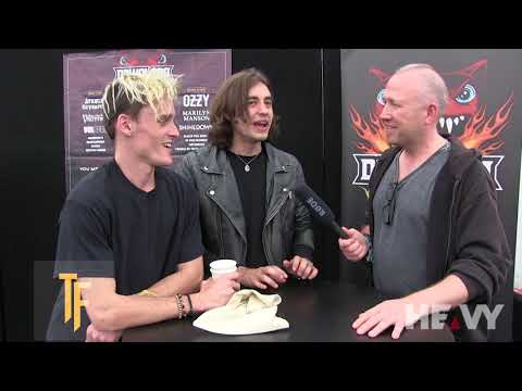 THE FAIM Interview at Download UK 2018   HEAVY TV