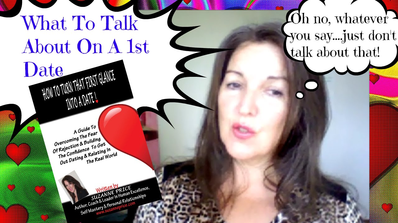 things to talk about on a dating website And that's where things can get a little tricky for those of you who have a hard time coming up with a good conversation starter, or who are maybe just unsure of how to keep the conversation going, we came up with 97 online dating questions to help you get to know someone before deciding to meet up.