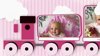 Обложка на видео о МОЯ НОВАЯ КУКЛА РЕБОРН ДЕВОЧКА ! ФОТОСЕССИЯ КУКЛЫ РЕБОРН Аленки . Красивая куколка . Reborn doll .