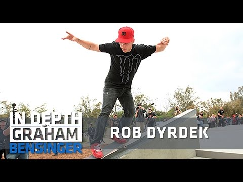 Rob Dyrdek: My first pro skate was also my best