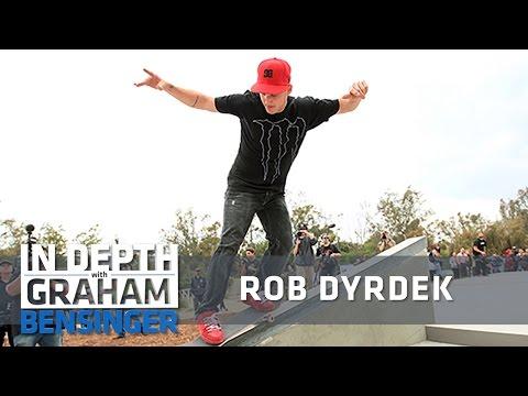 Rob Dyrdek: My first pro skate was also my best