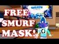 Roblox / FREE SMURFS MASK!!  / Epic Mini Games / GamingwithPawesomeTV