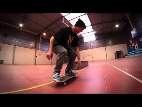 Concurso Nueva Era Shop x BD Skateboards - Lucas Tejo