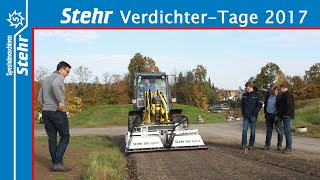 Stehr – Future Compaction Day am 19. Oktober 2017