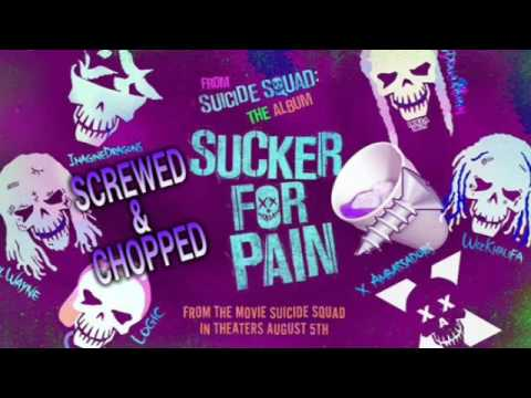 Sucker for Pain [SCREWED & CHOPPED] by Dj Slowjah