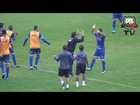 Assista os melhores momentos de Confiança 3x1Treze da Paraíba