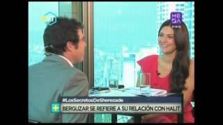Bergüzar Korel habla de su relación con Halit
