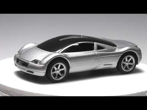 【ミニカーコレクション】Audi Avus quattro