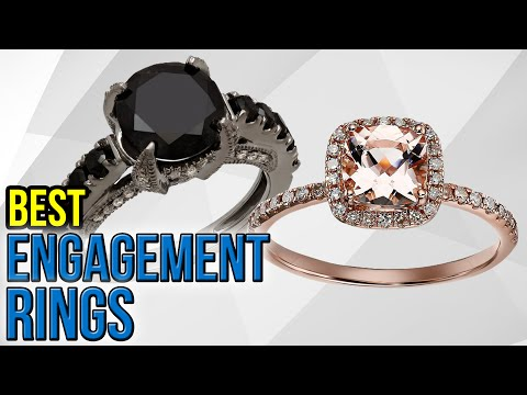 10 Best Engagement Rings 2017