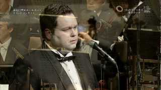 "Paul Potts ""Love Theme from The Godfather"""