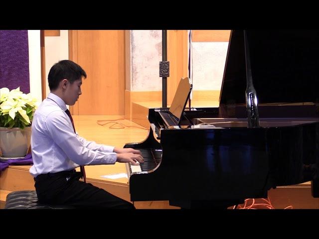 Schytte, L. Etude Op. 58 no. 6