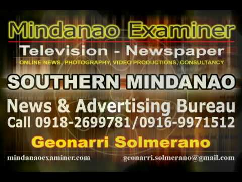 Mindanao Examiner Radio Ad - Southern Mindanao
