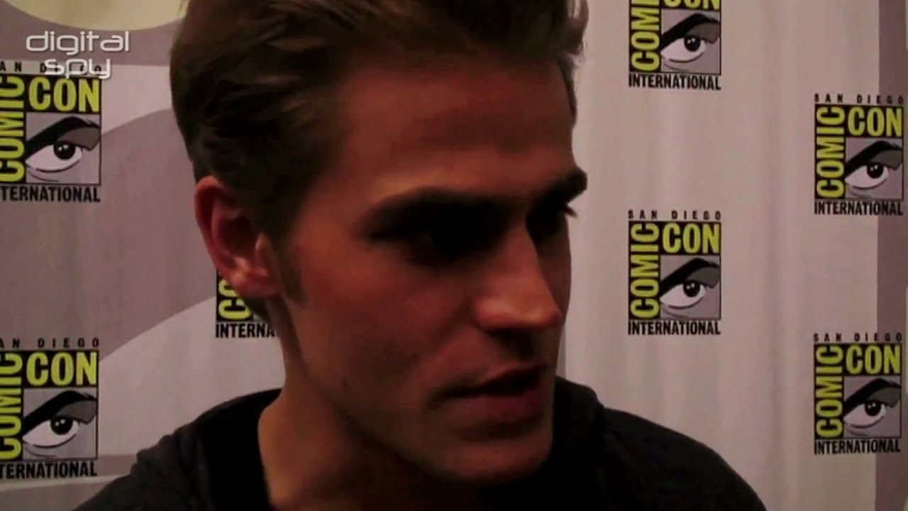 Comic-Con 2010: Paul Wesley ('The Vampire Diaries')