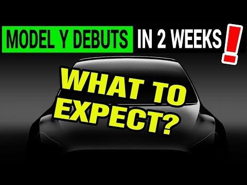 Tesla Model Y to Be Unveiled in 2 Weeks! What to Expect?