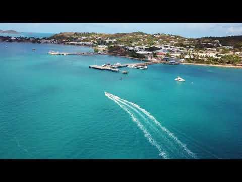 Thursday Island Drone Footage 2017