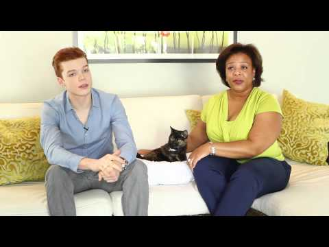 Support Ur Pet Interview ~  Cameron Monaghan- SupportUrPet.com