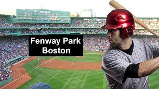 Walking around FENWAY PARK ⚾🧢 Boston RED SOX ✅