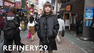 Download Video The Dark Side Of Harajuku Style You Haven't Seen Yet | Style Out There | Refinery29 MP3 3GP MP4