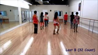 Fireball - Line Dance ~ Will Craig (Dance & Teach)