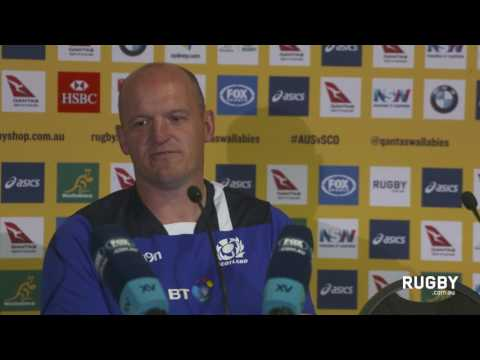Full Press Conference: Townsend and Barclay