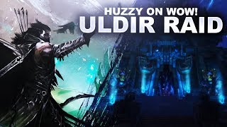 HUZZY RAID ON WoW! HUNTER TIME! | World of Warcraft