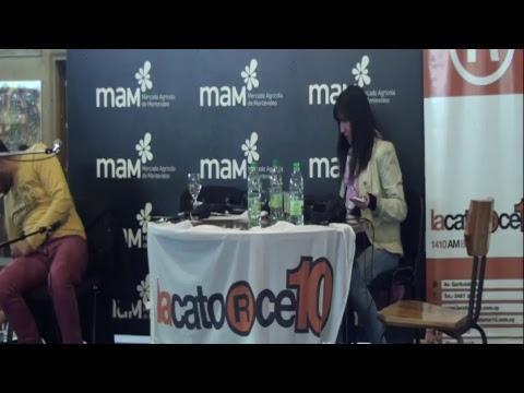 República Radio en vivo desde el Mercado Agrícola de Montevideo ( MAM )